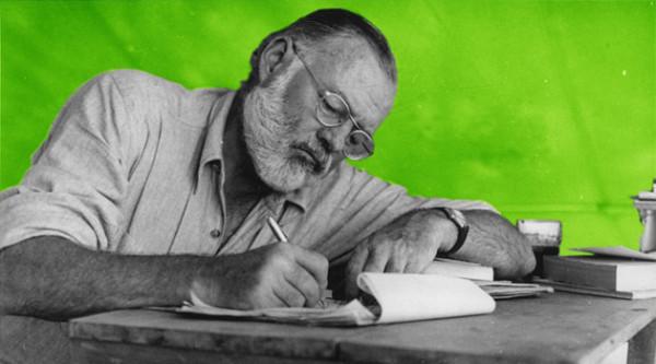 17 książek Hemingwaya