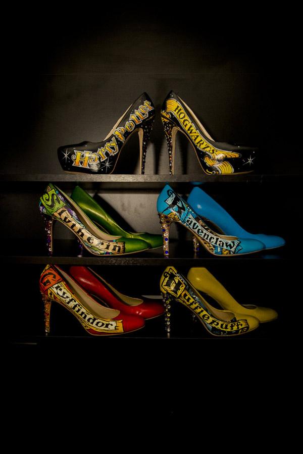 Harry Potter - buty ślubne - 2