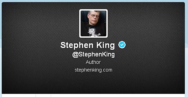 King na Twitterze
