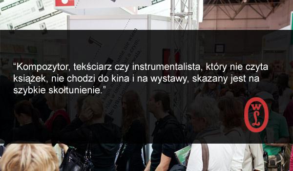 Wydawnictwo Literackie - cytat - 1