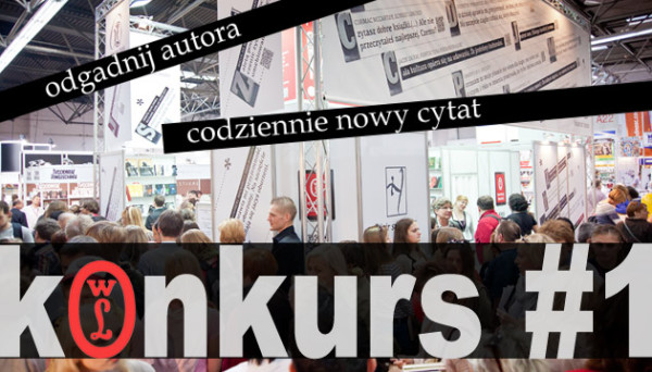 Wydawnictwo Literackie - cytaty - konkurs - 1