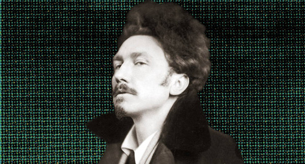 Ezra Pound - 6 typów pisarzy