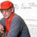 """Hunter S. Thompson w liście do hollywoodzkiej producentki: """"ty leniwa suko"""""""