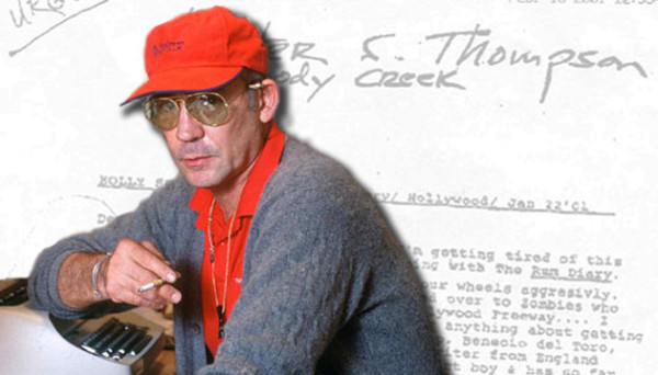 Hunter Thompson - list