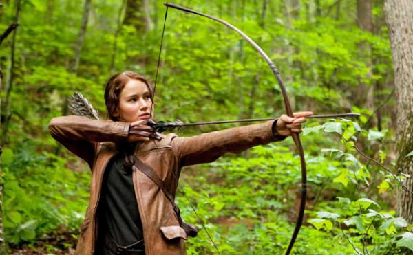 Katniss łucznictwo