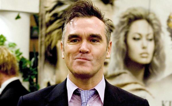 Morrissey pisze powieść
