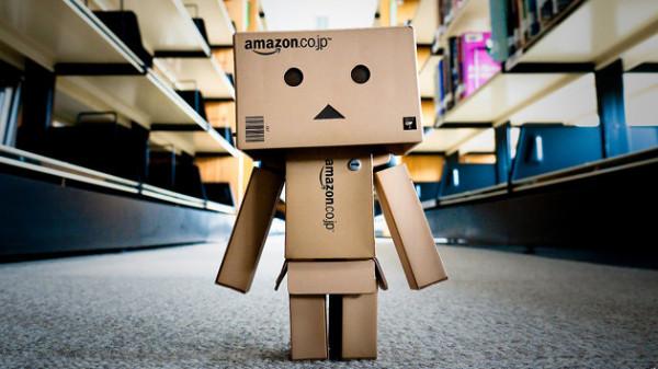 Amazon paczki