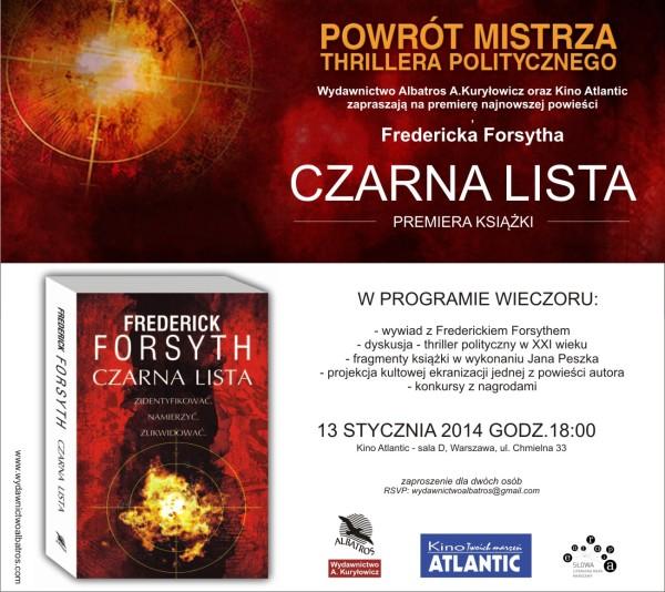 Forsyth - zaproszenie