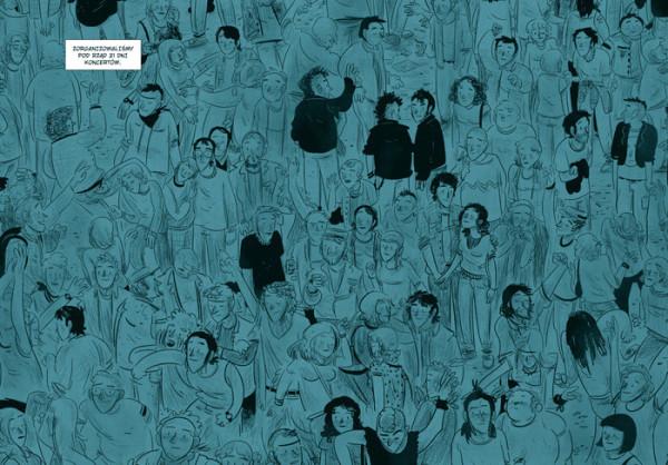 Fugazi Music Club - rysunek1
