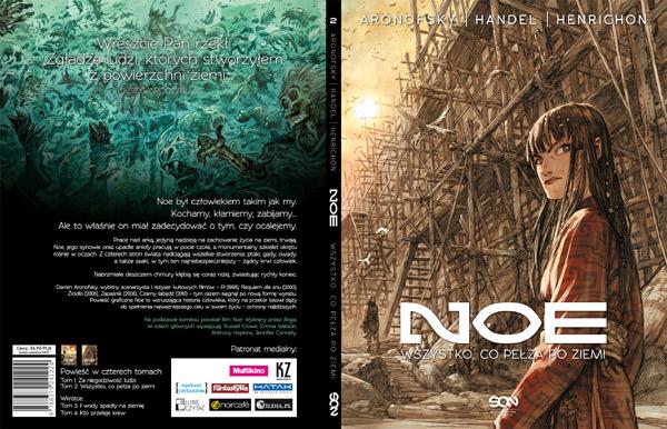 Noe tom 2 - zapowiedź