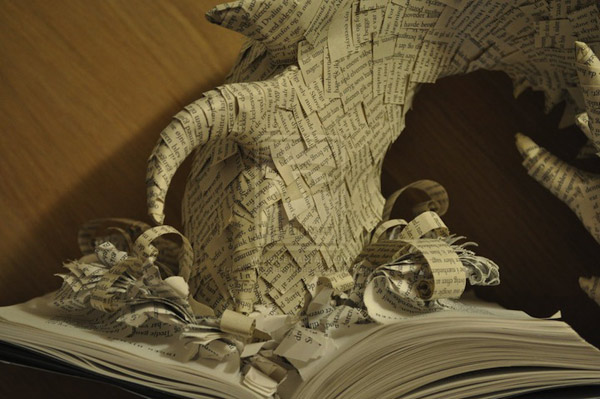 papierowy Smaug4