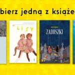 Wybierz książkę, którą przeczytają mieszkańcy Warszawy