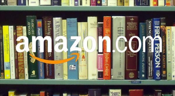 100 książek wg Amazona