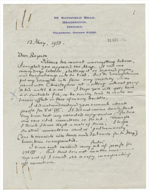 Tolkien list - 1