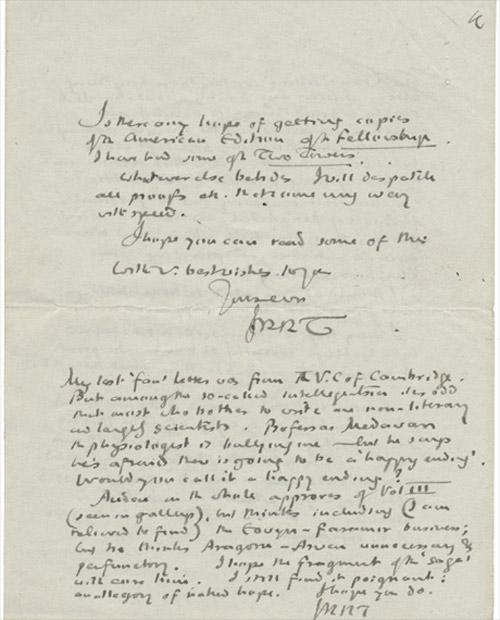 Tolkien list - 2
