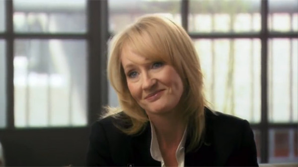 J. K. Rowling i Cormoran