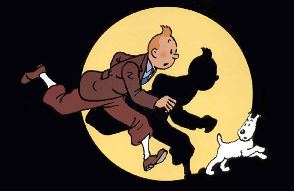 nowy Tintin