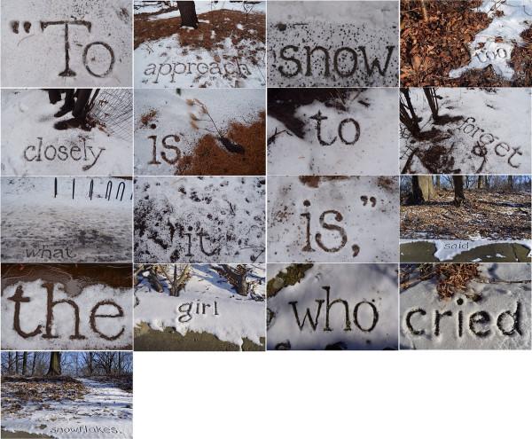 opowiadanie - Śnieg