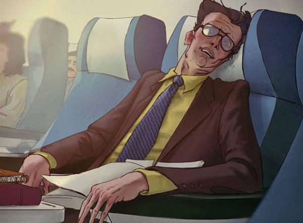 Profesor Andrews - komiks