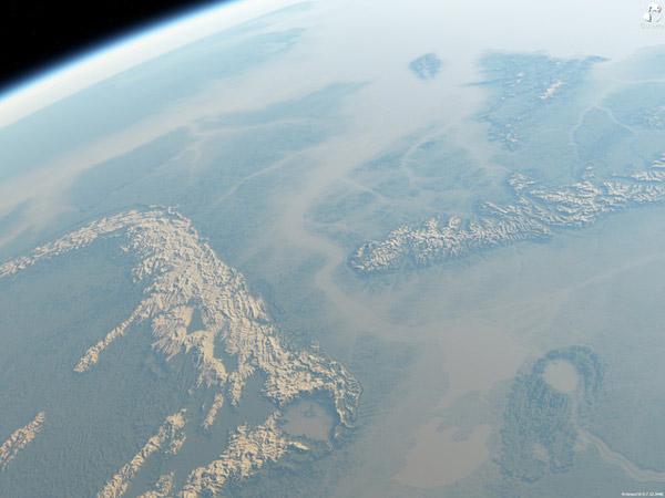 Środziemie z kosmosu - 3