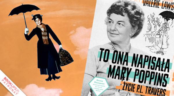 To ona napisala Mary Poppins - premiera