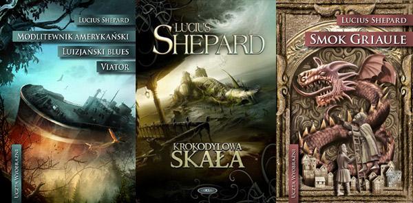 Lucius Shepard - książki