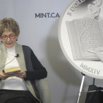 Kanadyjska mennica uhonorowała Alice Munro okolicznościową monetą