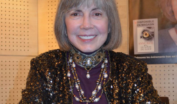 Anne Rice - nowe kroniki