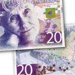 W 2015 roku Szwedzi wprowadzą do obiegu banknot z Astrid Lindgren