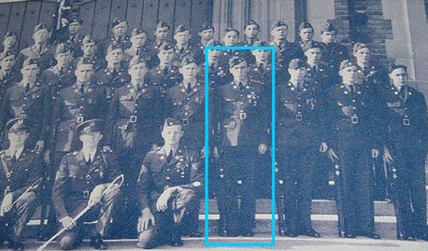 Bukowski - żolnierz