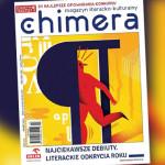 """Specjalny numer """"Chimery"""" z opowiadaniami konkursowymi już w sprzedaży"""