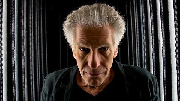 David Cronenberg - książka