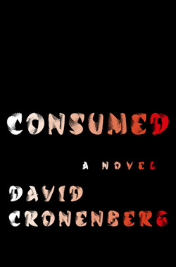 David Cronenberg - okładka książki