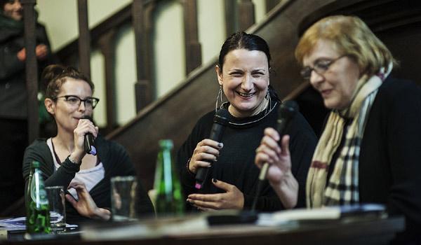 Dorta Jagic - Europejski Poeta Wolności 2014