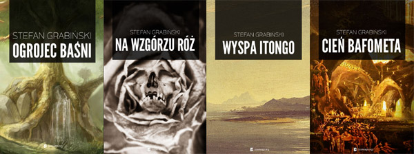 Grabiński - BookRage - 2