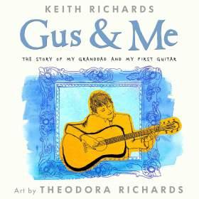 Gus and Me - okładka