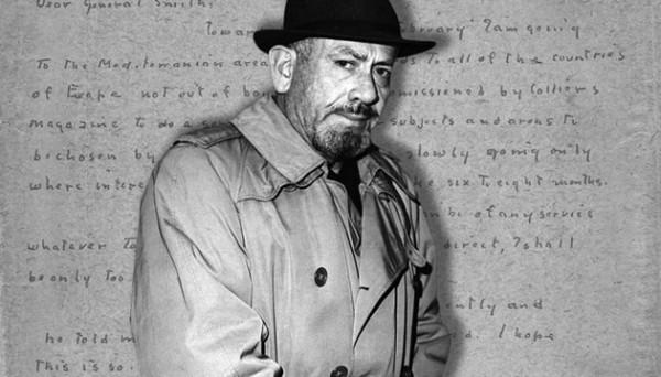 John Steinbeck tajnym agentem