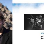 Olo Walicki nagrał płytę z utworami poetów nominowanych do nagrody Europejski Poeta Wolności
