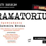 Aktorzy krakowskiego Teatru Barakah przeczytają kolejne opowiadania Mrożka