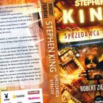 """Dlaczego Robert Ziębiński napisał książkę """"Stephen King. Sprzedawca strachu"""""""