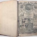 Nowojorscy antykwariusze odnaleźli słownik należacy do Szekspira?