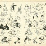 Plansza z rysunkami przedstawiającymi Tintina sprzedana za ponad 2,6 miliona euro!