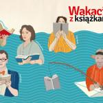 Wakacje z książkami w lipcu nad morzem