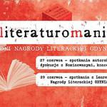 Literaturomanie 2014 – Dni Nagrody Literackiej Gdynia już w najbliższy weekend
