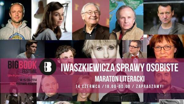 maraton-czytanie-iwaszkiewicza