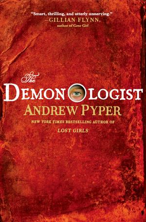 """Okładka """"Demonologa"""" w oryginalnym wydaniu."""