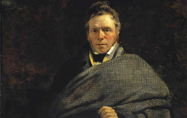 Przodek pisarki James Hogg.