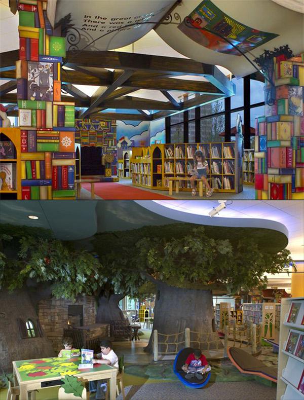 Biblioteka Publiczna w Southfield (USA).