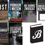 """Młoda polska proza w nowym pakiecie BookRage za """"co łaska"""""""