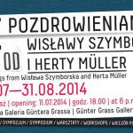 Z pozdrowieniami od Wisławy Szymborskiej i Herty Müller. Wystawa kolaży noblistek
